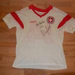 #14 - match worn und signiert von Alain Sutter, Grasshopper-Club Zürich