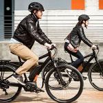 vélo ville à assistance électrique