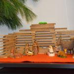 Bauklötze Holzbausteine LABAU Krippe