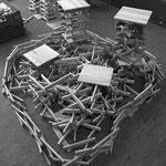 Bauklötze Holzbausteine LABAU Plattformen