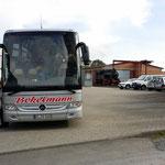 Mit Unterstützung vom Reisebus erleben unsere Fahrgäste den Herbstmarkt in Bad Emstal- und das Eisenbahnmuseum in Naumburg