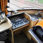 Technik aus den 50er Jahren mit dem heutigen Sicherheitsstandard im MAN-Triebwagen