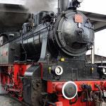 Dampflok HC 206 der Kleinbahn Kassel - Naumburg