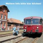 """Ausflugstipp der """"Schaumburger"""" - entdecken Sie das Weserbergland mit """"Schienenbus"""" und """"Fahrgastschiff"""""""