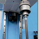 Machine clamping head