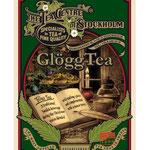 Glögg Tea. Illustration/Design/Layout för The Tea Centre of Stockholm. www.theteacentre.se
