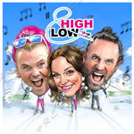 Officiella låten High & Low: Tillsammans med Linnea & Joy Deb från Northbound Music Group Stockholm producerade vi fram den här låten. Den är till alla diabetiker där ute och vi hoppas kunna bringa mycket glädje tillsammans med låten.