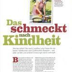 Hörzu Heimat Heft 5 September/Oktober 2010