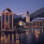 Weltberühmter St. Wolfganger Advent