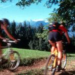 Mountainbiketour im Salzkammergut