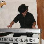 """Marc Anderegg, ..und alle zusammen.. CD-Taufe """"Live on the Way"""" Dream Valley Saloon, April 2012"""