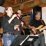"""..und alle zusammen.. CD-Taufe """"Live on the Way"""" Dream Valley Saloon, April 2012"""