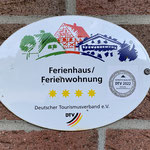4 Sterne-Ferienhaus nach DTV