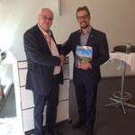 Daniel Fuchs mit Herrn Ivan Breiter, Marktleiter Schweiz Tourismus Südostasien