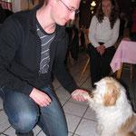 Cedric und sein Liebling:)