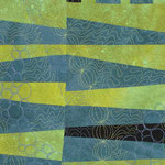 Crosscurrents Art Quilt
