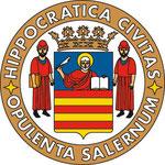 Stemma di Salerno Hippocratica civitas