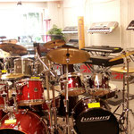 Schlagzeugsets, Cymbals, Hardware
