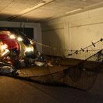 Schwemmland 2010, Installation Gesamtansicht (Foto Michael Odenwaeller)
