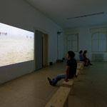 the end (the beginning) 2013, Ausstellungsansicht (Foto Michael Odenwaeller)