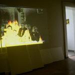 Fremdes Land, 2012 Installationsansicht Raum 1