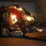Schwemmland 2010, Installation Ausschnitt
