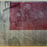 """""""S 3"""" aus der Reihe Bosnian Nightmare, 2000/2012 Hochdruck über Photocopy-Transfer"""