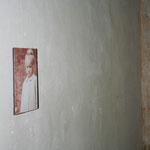 Geister vertreiben 2016, Raum 3,  Raumansicht, Fototafel 13 x 18 cm