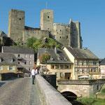 die Burg zu Runkel ;-)