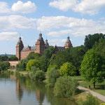 Aschaffenburg   - noch 25km nach Hause