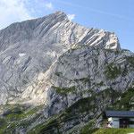 Die Alpspitze 2629m