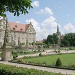 Renaissanceschloß Weikersheim