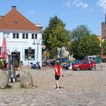 schöner Ort im Landesinneren - Meldorf