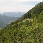 die Brunnsteinhütte