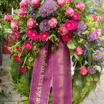 Beerdigung Blumen Höchberg, Würzburg, Kist, Hettstadt, Eisingen, Waldbrunn, Waldbüttelbrunn