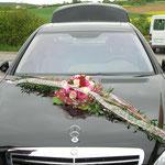 Autoschmuck machen lassen Hochzeit