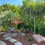 Beispielpflanzung Kundengarten