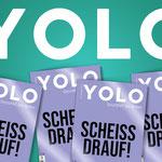 Yolo - Gesundheit neu Denken. Ausgabe 10/2020 ARTDIRECTION & GRAFIC DESIGN Stefan Stockinger