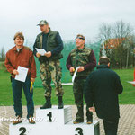 LM Feld & Wald in Halle/ Brandberge am 21./ 22.04.2001 - BSV Merkwitz 1997 e.V.