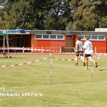 Foto - 14. DM Bogenlauf am 31./ 01.09.2013 in Dannenberg