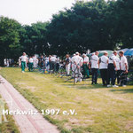 3.Heidewanderpokal in Merkwitz am 10.08.2002