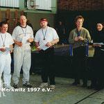 Blaue Scheibe in Halle - BSV Merkwitz