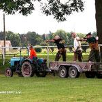 Langbogenturnier am 12./ 13.07.2014 in Walternienburg