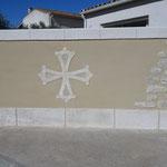 Croix occitane par De pierre et d'art
