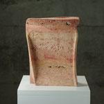 Freie Form    Kalkstein Travertin/Iran
