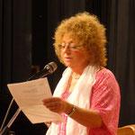 Überleitung zur Liedertafel mit dem Gedicht der Waidmann