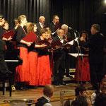 Cantare Musica: Lieder von Freude und Glück (Dirigent Klaus Fabian)