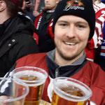 mit Bier