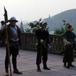 Die Wachen für die schönsten Schösser und Burgen