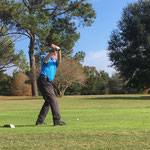 Dez 2018 in Mobile Alabama USA Robert Trent Magnolia Course